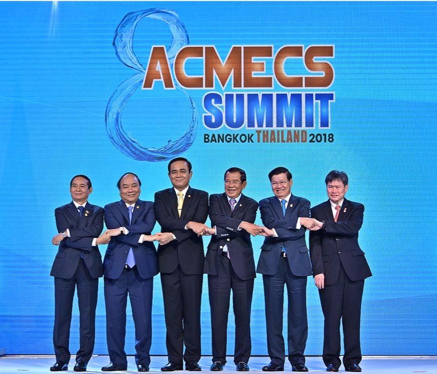 8th ACMECS Summit on 16 June 2018 in Bangkok, Thailand