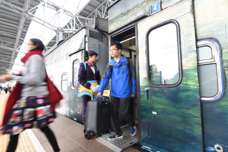 Greater Mekong Subregion countries are laying the groundwork for a seamless, cross-border rail network. Photo: ADB