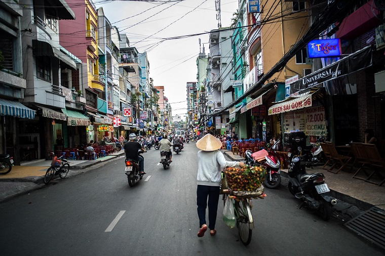 By 2030, more than 40% of the population in the Greater Mekong Subregion will be living in cities. Photo: ADB.