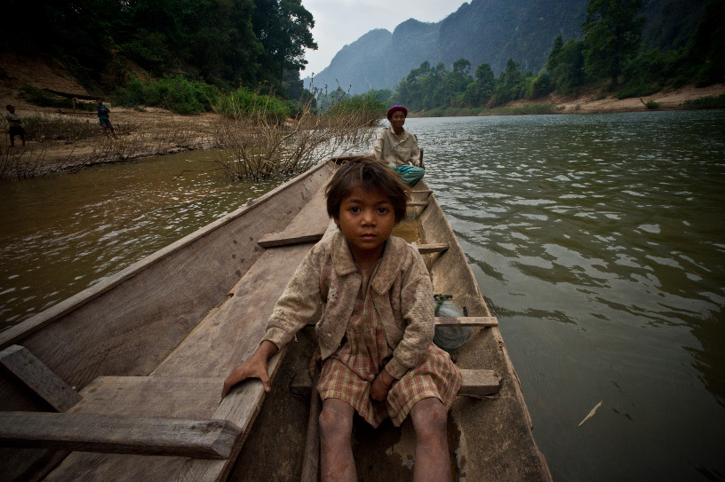 Migrant and mobile populations in the Greater Mekong Subregion are often more exposed to malaria and out of reach of the health system. They can also spread the disease as they move within the region. Photo: ADB.